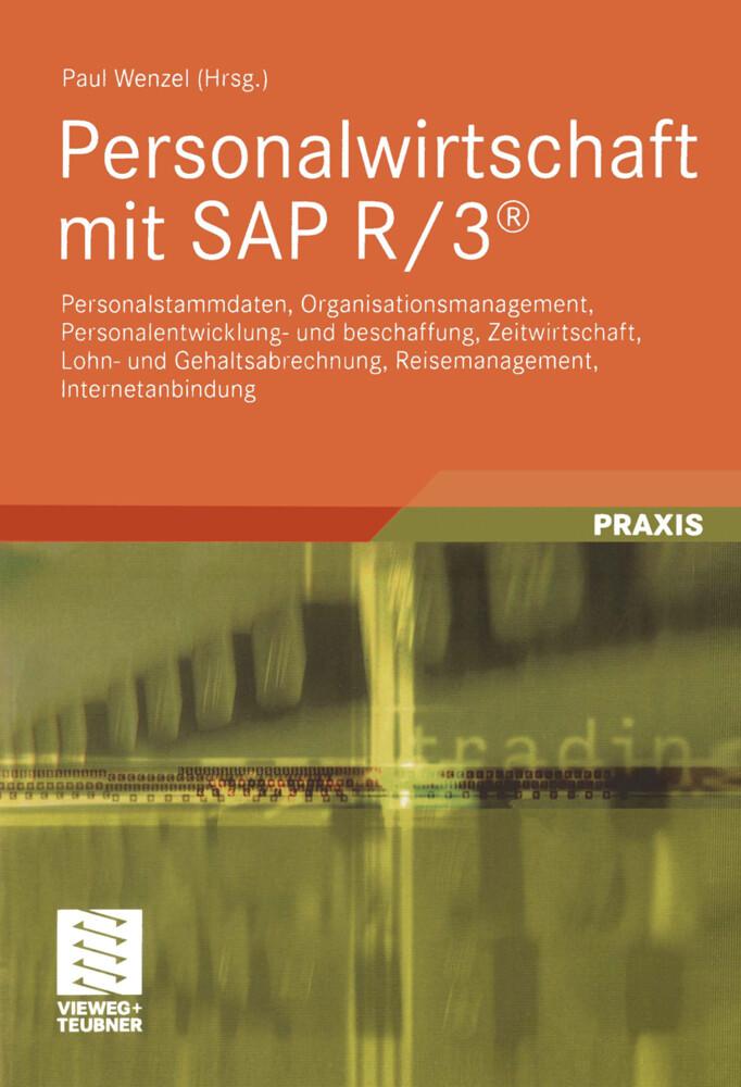 Personalwirtschaft mit SAP R/3 als Buch