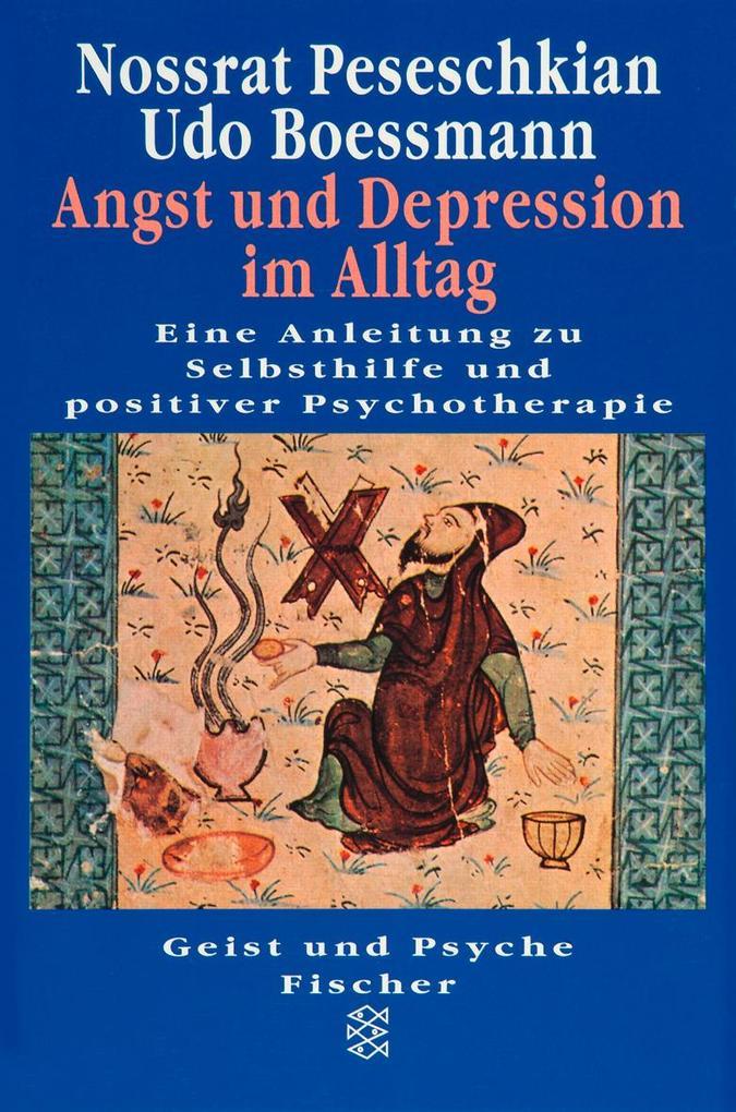 Angst und Depression im Alltag als Taschenbuch