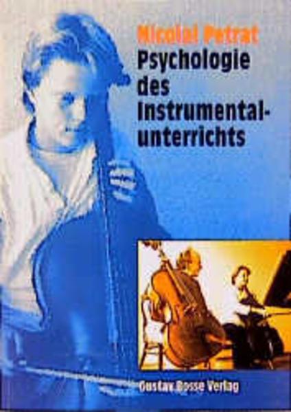 Psychologie des Instrumentalunterrichts als Buch