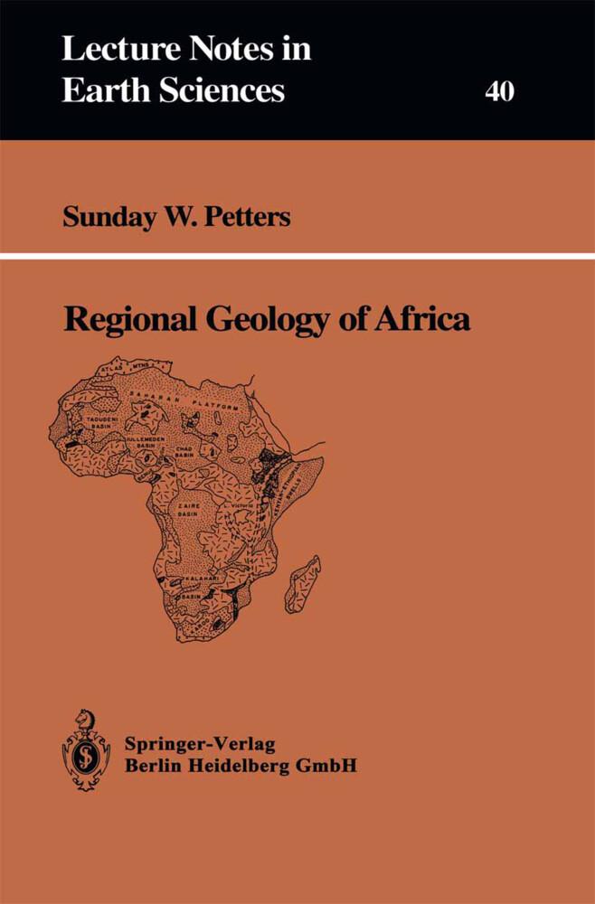 Regional Geology of Africa als Buch