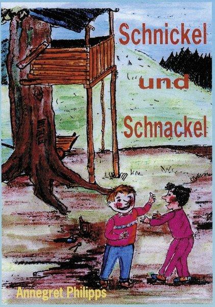 Schnickel und Schnackel als Buch