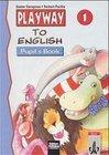 Playway to English. 1.Schuljahr. Lehrwerk Pupils Book. Baden-Württemberg