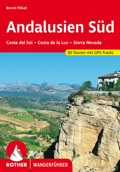 Andalusien Süd als Buch