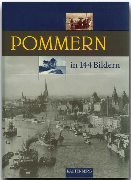 Pommern in 144 Bildern als Buch