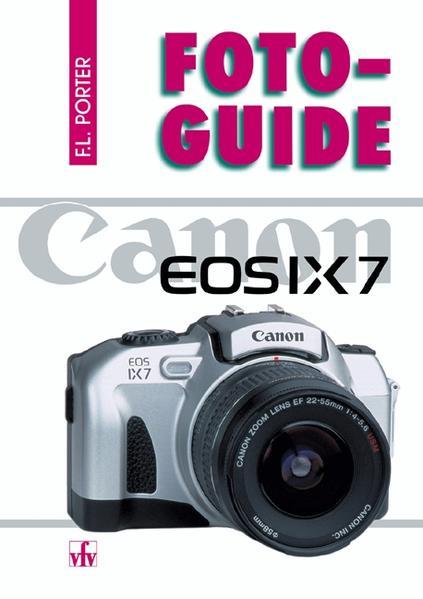 Canon EOS IX7 als Buch