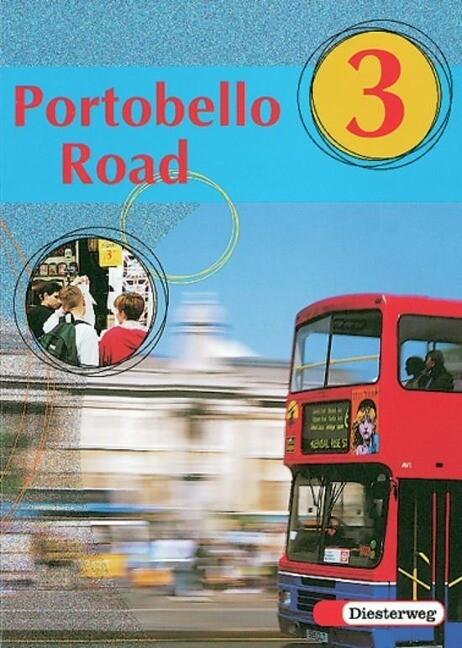 Portobello Road 3 Textbook. Klasse 7 als Buch