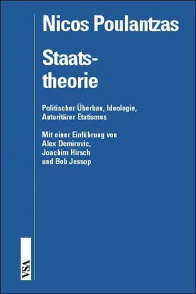 Staatstheorie als Buch