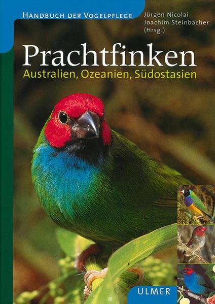 Prachtfinken als Buch