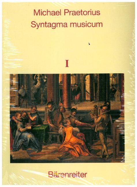 Syntagma musicum als Buch