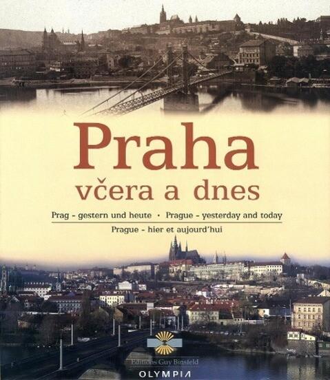 Prag - gestern und heute als Buch