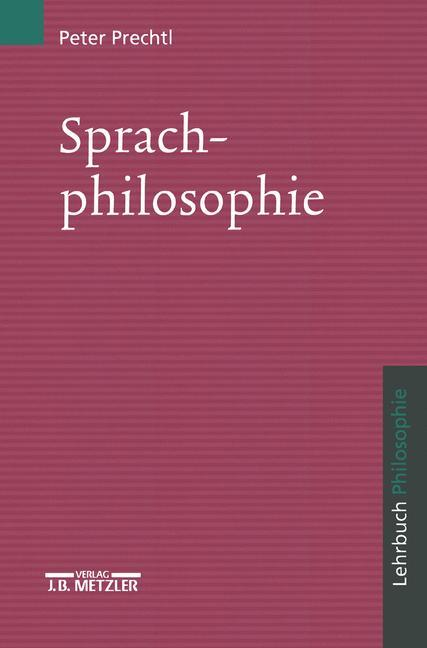 Sprachphilosophie als Buch