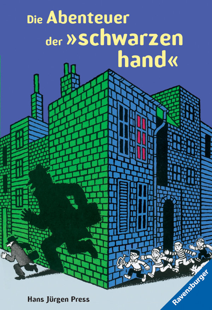 Die Abenteuer der schwarzen Hand als Taschenbuch