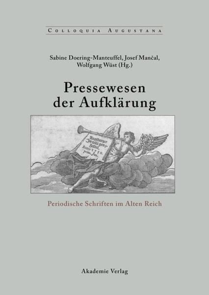 Pressewesen der Aufklärung als Buch