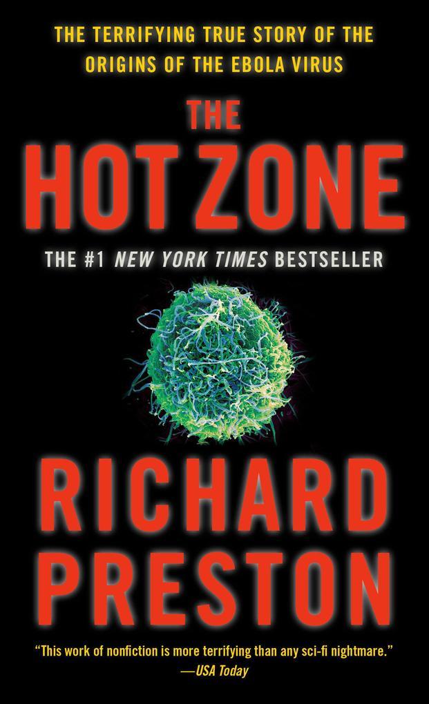 The Hot Zone als Taschenbuch