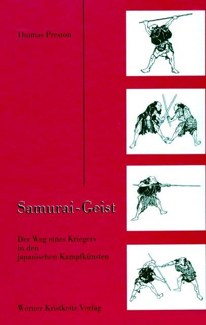Samurai - Geist als Buch