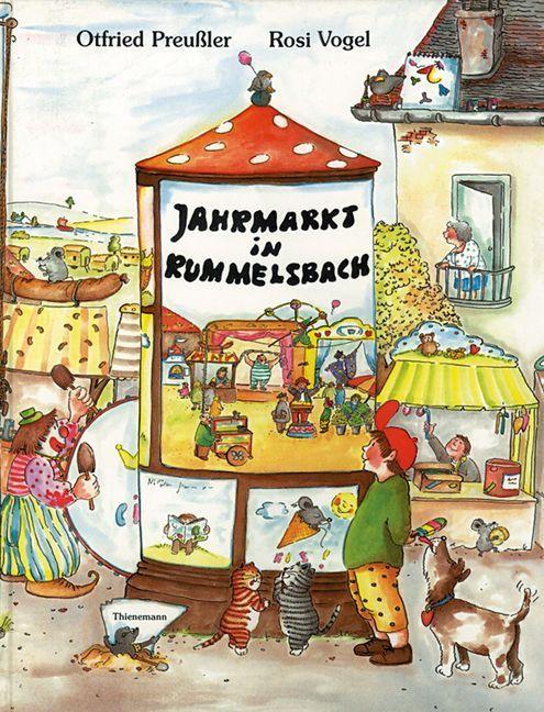 Jahrmarkt in Rummelsbach als Buch