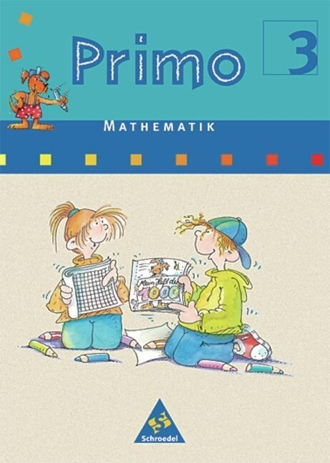 Primo Mathematik 3 Schülerband als Buch