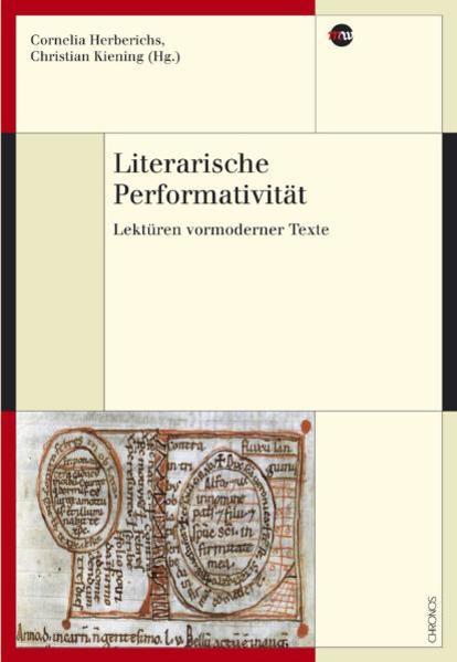 Literarische Performativität als Buch
