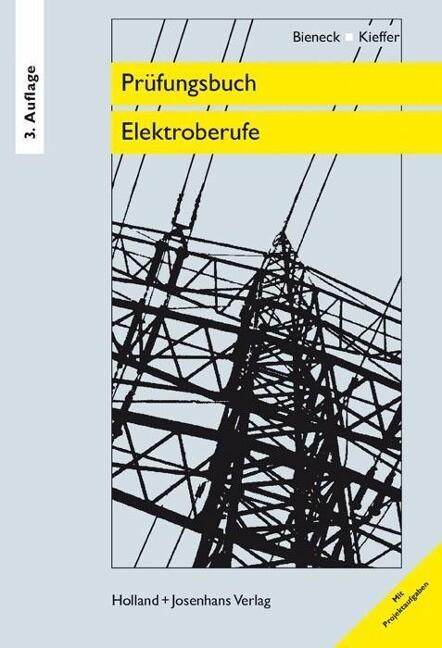 Prüfungsbuch für Elektroberufe. Energietechnik als Buch
