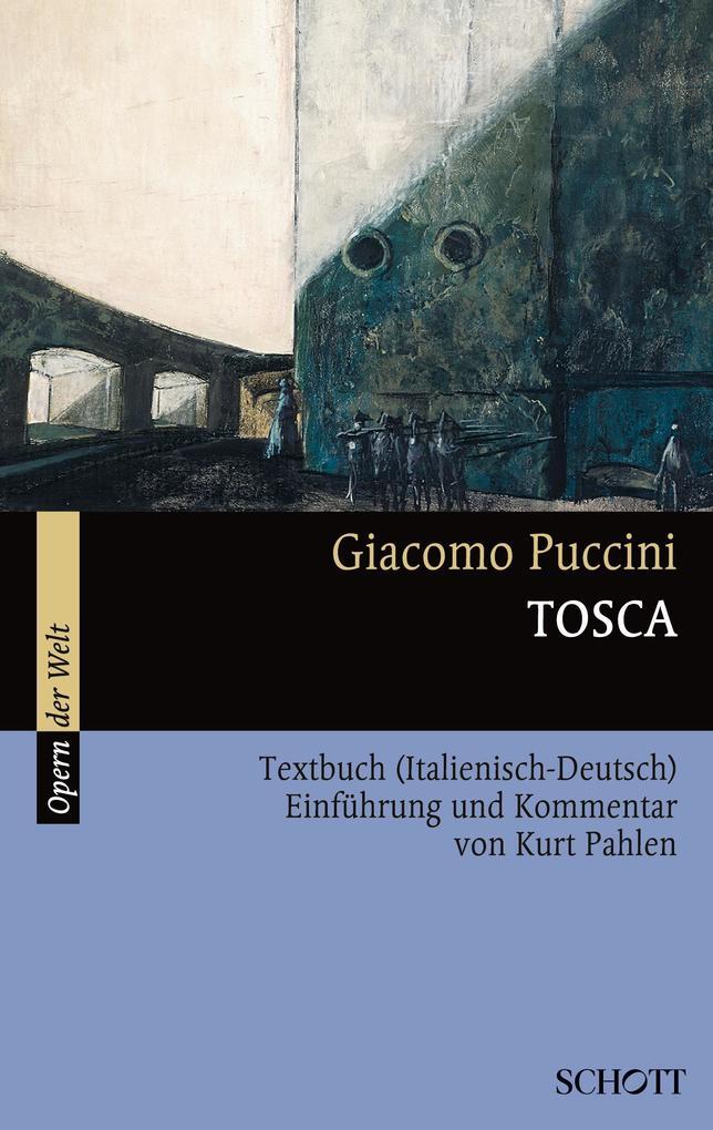 Tosca als Buch