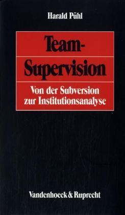 Team-Supervision als Buch