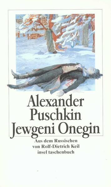 Jewgeni Onegin als Taschenbuch