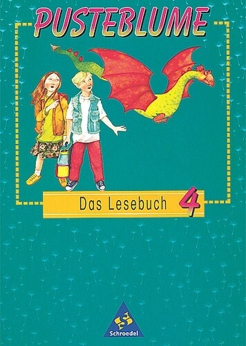Pusteblume. Das Lesebuch. 4. Schuljahr. RSR als Buch