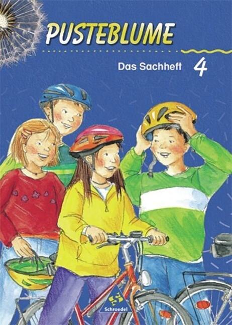 Pusteblume. Das Sachheft 4 - Ausgabe 2000. Sachsen-Anhalt. Arbeitsheft als Buch