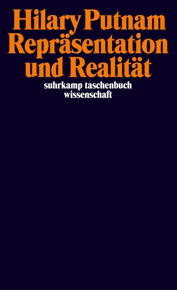 Repräsentation und Realität als Taschenbuch