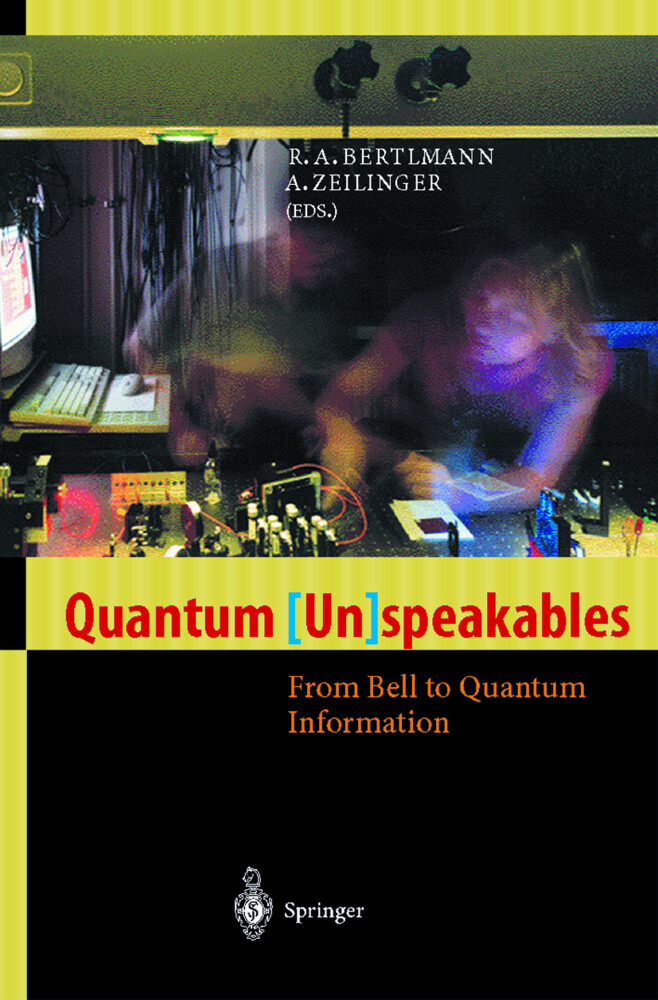 Quantum ( Un) speakables als Buch