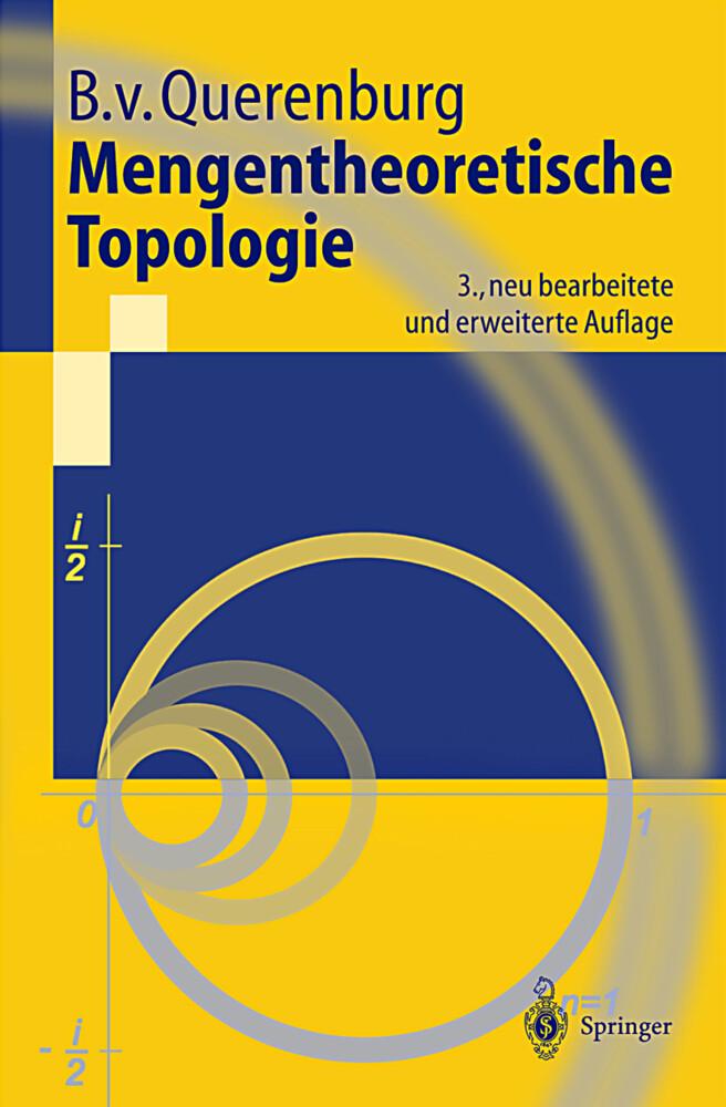 Mengentheoretische Topologie als Buch