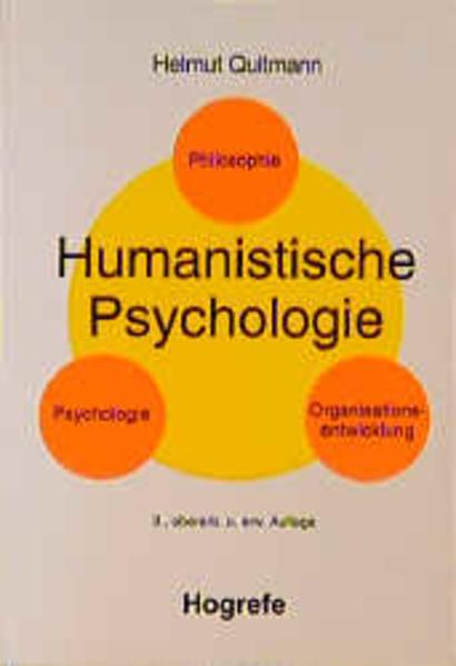 Humanistische Psychologie als Buch