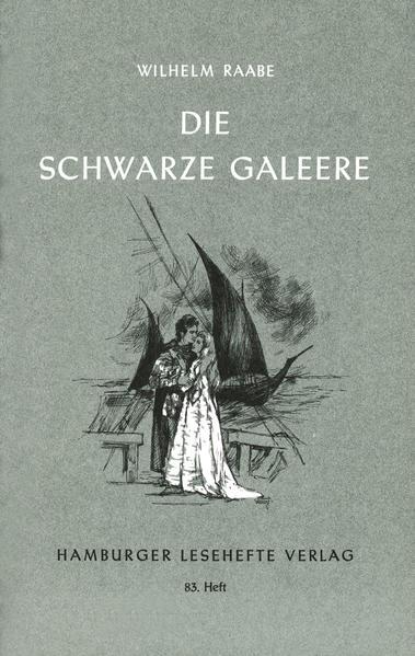 Die schwarze Galeere als Taschenbuch