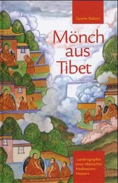 Mönch aus Tibet als Buch
