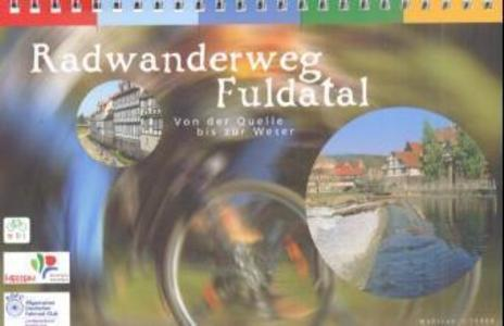 Radwanderweg Fuldatal 1 : 75 000 als Buch