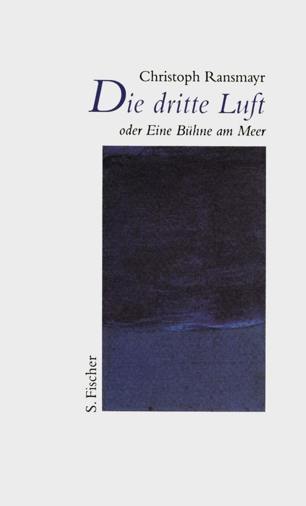 Die dritte Luft als Buch