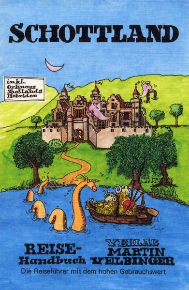Schottland. Reise-Tips als Buch