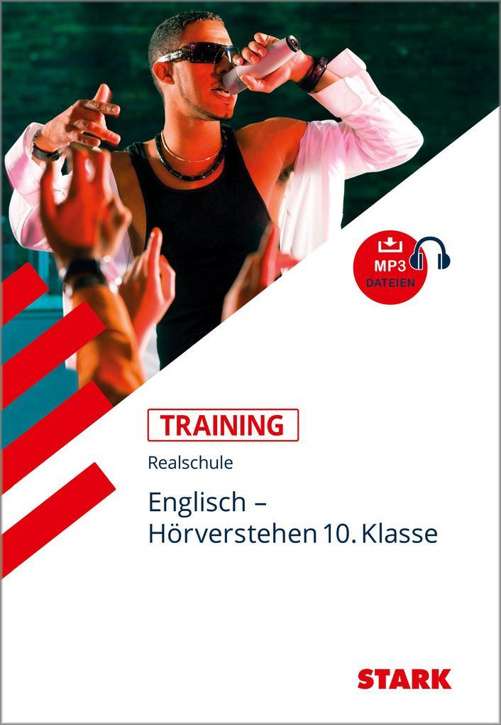 Training Realschule - Englisch Hörverstehen 10. Klasse mit CD als Buch