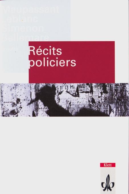 Recits policiers als Buch