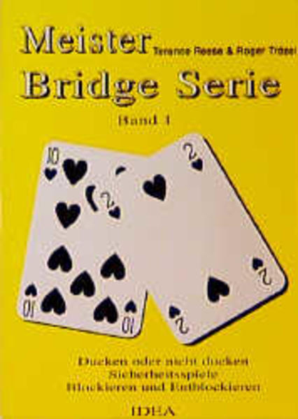 Meister Bridge Serie I als Buch
