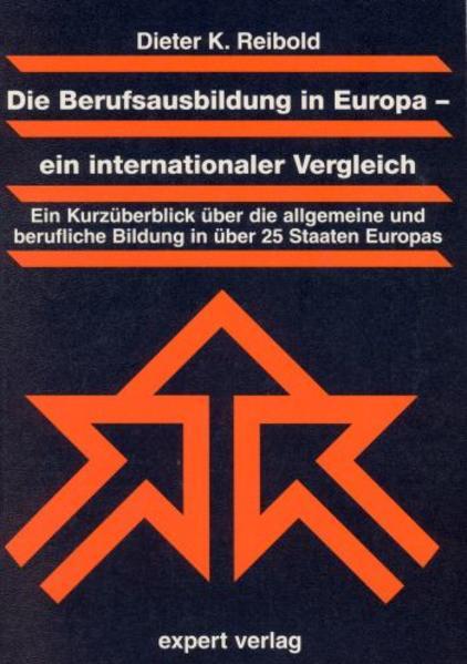 Berufsausbildung in Europa. Ein internationaler Vergleich als Taschenbuch
