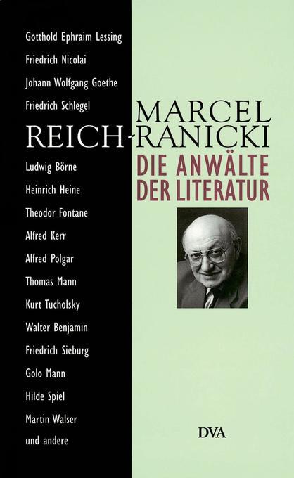 Die Anwälte der Literatur als Buch