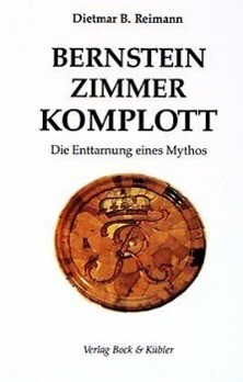 Bernsteinzimmer-Komplott als Buch