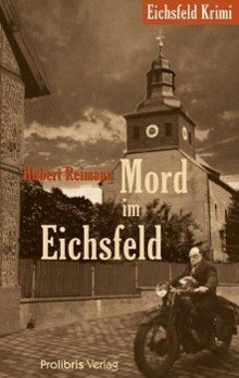Mord im Eichsfeld als Buch