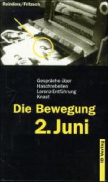 Die Bewegung 2. Juni als Buch