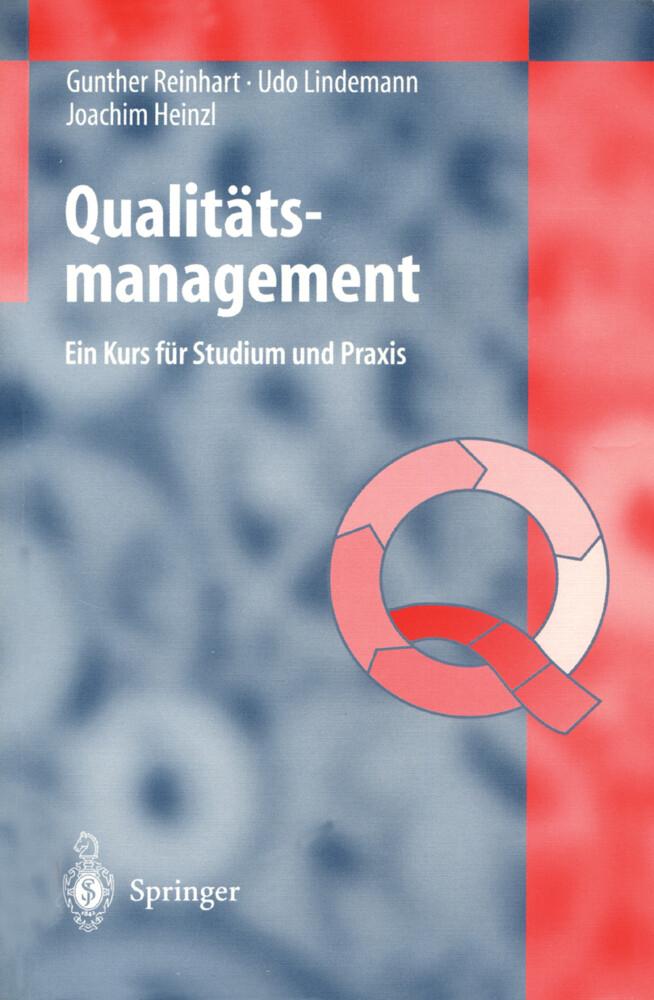 Qualitätsmanagement als Buch