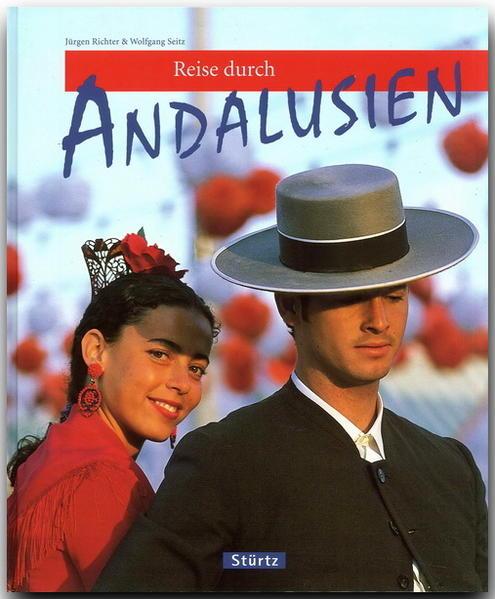 Reise durch Andalusien als Buch