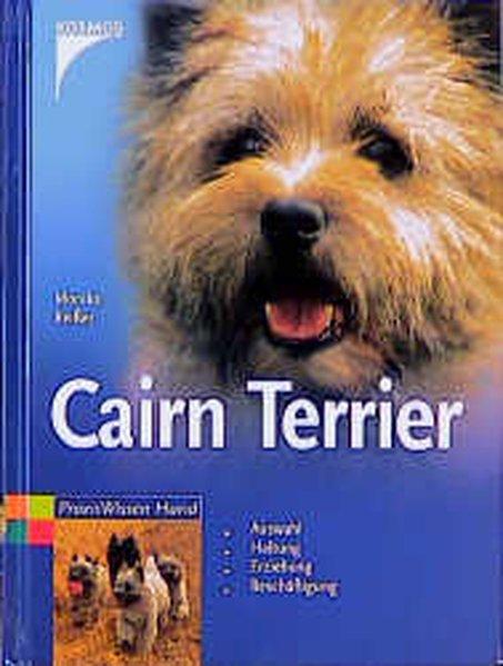 Cairn Terrier als Buch