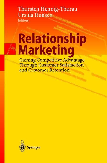 Relationship Marketing als Buch