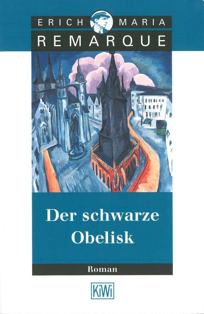 Der schwarze Obelisk als Taschenbuch